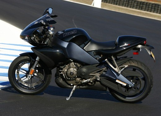 Buell 1125R – Test Ride - Foto 10 di 26