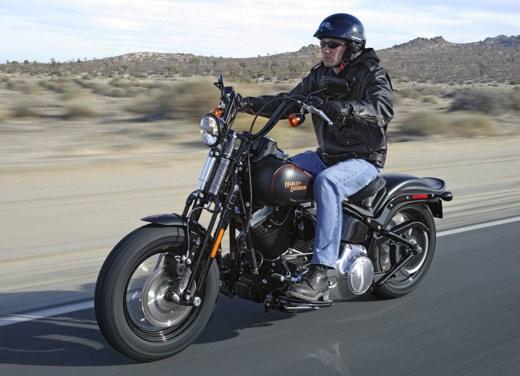 Harley-Davidson FLSTSB Softail Cross Bones - Foto 1 di 9