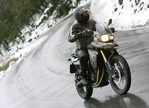BMW F800GS 2008 – Test Ride - Foto 9 di 13
