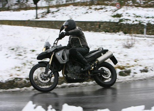 BMW F800GS 2008 – Test Ride - Foto 12 di 13