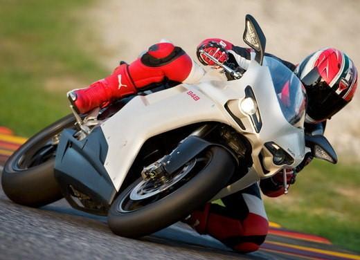 Ducati 848 – Long Test Ride