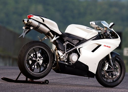 Ducati 848 – Long Test Ride - Foto 4 di 20