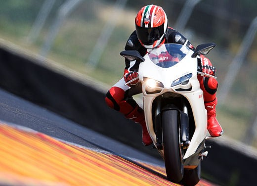 Ducati 848 – Long Test Ride - Foto 10 di 20