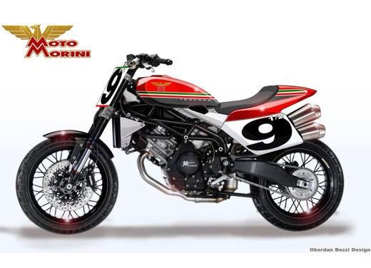 Moto Morini Tracker 9 e 1/2 - Foto 1 di 8