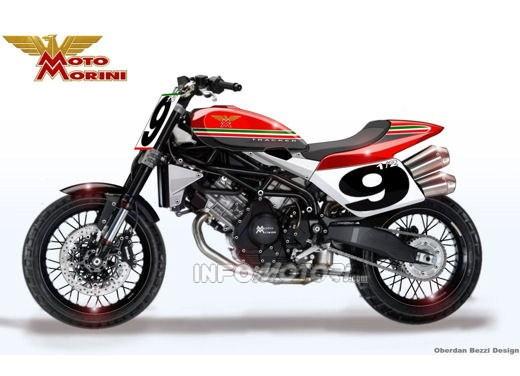 Moto Morini Tracker 9 e 1/2 - Foto 3 di 8
