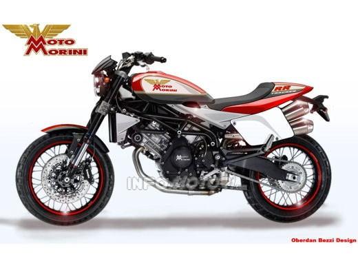 Moto Morini Tracker 9 e 1/2 - Foto 8 di 8