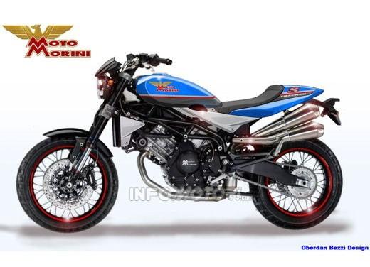Moto Morini Tracker 9 e 1/2 - Foto 6 di 8