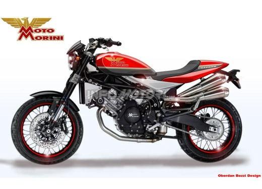 Moto Morini Tracker 9 e 1/2 - Foto 7 di 8