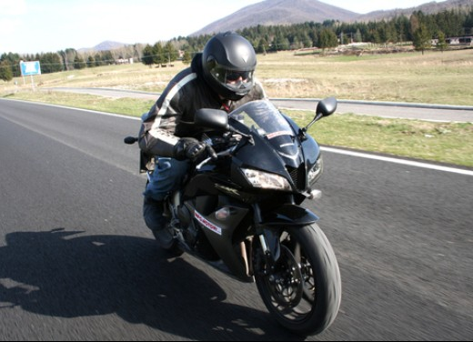 Honda CBR600RR – Long Test Ride - Foto 7 di 16