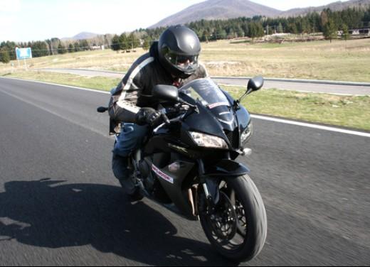 Honda CBR600RR – Long Test Ride