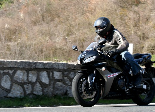Honda CBR600RR – Long Test Ride - Foto 15 di 16