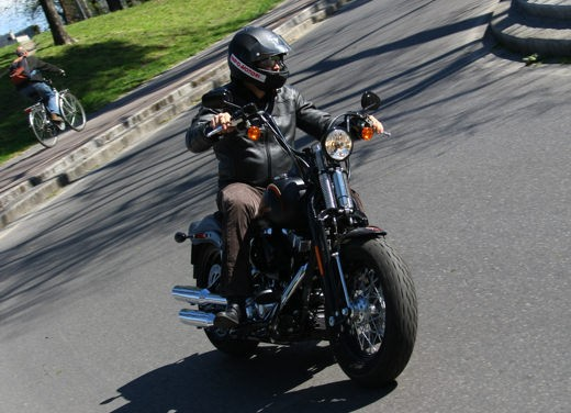 Harley-Davidson Softail Cross Bones – Test Ride - Foto 13 di 24
