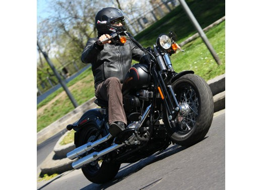 Harley-Davidson Softail Cross Bones – Test Ride - Foto 14 di 24