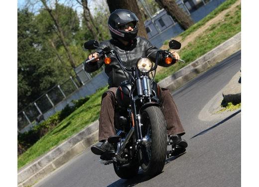 Harley-Davidson Softail Cross Bones – Test Ride - Foto 15 di 24