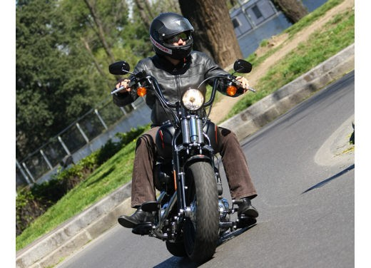 Harley-Davidson Softail Cross Bones – Test Ride - Foto 16 di 24
