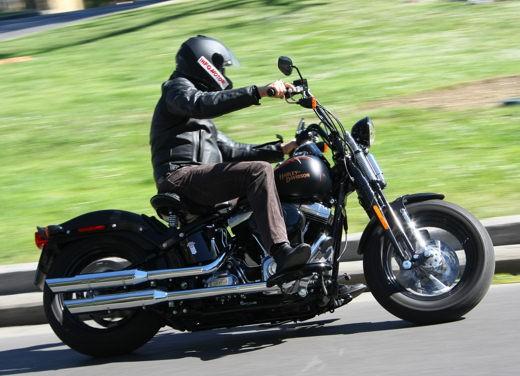 Harley-Davidson Softail Cross Bones – Test Ride - Foto 19 di 24