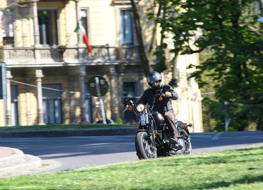 Harley-Davidson Softail Cross Bones – Test Ride - Foto 21 di 24