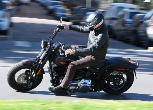 Harley-Davidson Softail Cross Bones – Test Ride - Foto 22 di 24
