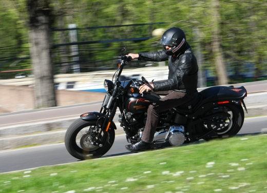 Harley-Davidson Softail Cross Bones – Test Ride - Foto 23 di 24