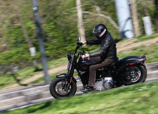 Harley-Davidson Softail Cross Bones – Test Ride - Foto 24 di 24