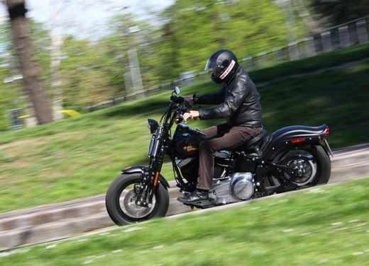 Harley-Davidson Softail Cross Bones – Test Ride - Foto 5 di 24