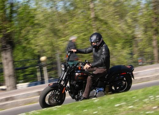 Harley-Davidson Softail Cross Bones – Test Ride - Foto 6 di 24