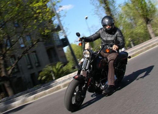 Harley-Davidson Softail Cross Bones – Test Ride - Foto 7 di 24