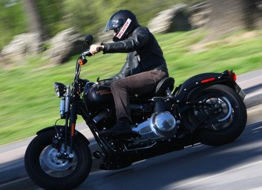 Harley-Davidson Softail Cross Bones – Test Ride - Foto 8 di 24