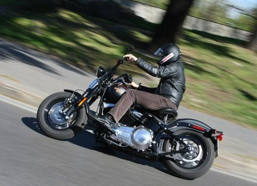 Harley-Davidson Softail Cross Bones – Test Ride - Foto 9 di 24