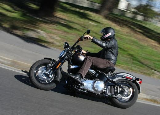 Harley-Davidson Softail Cross Bones – Test Ride - Foto 10 di 24