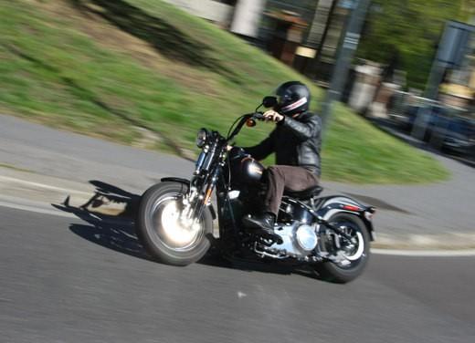 Harley-Davidson Softail Cross Bones – Test Ride - Foto 11 di 24