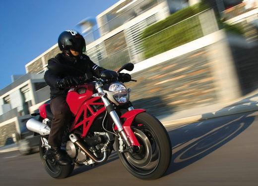 Ducati Monster 696 – Test Ride Report - Foto 5 di 20