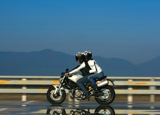 Ducati Monster 696 – Test Ride Report - Foto 8 di 20