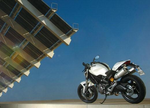 Ducati Monster 696 – Test Ride Report - Foto 9 di 20