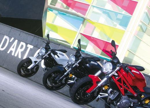 Ducati Monster 696 – Test Ride Report - Foto 10 di 20