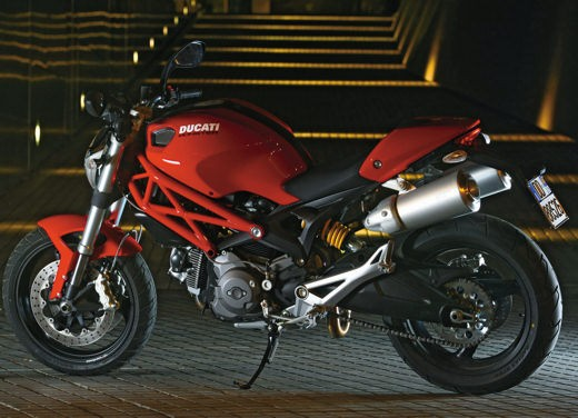 Ducati Monster 696 – Test Ride Report - Foto 11 di 20