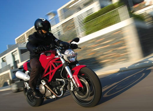 Ducati Monster 696 – Test Ride Report - Foto 13 di 20
