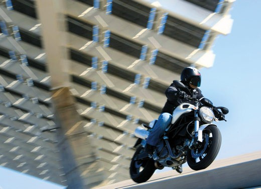 Ducati Monster 696 – Test Ride Report - Foto 14 di 20