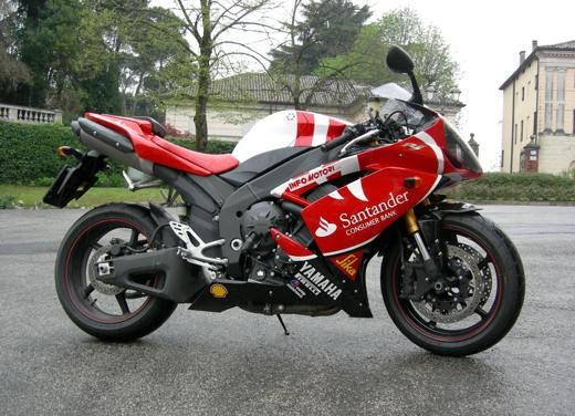 Yamaha R1 10th Anniversary – Long Test Ride - Foto 16 di 20