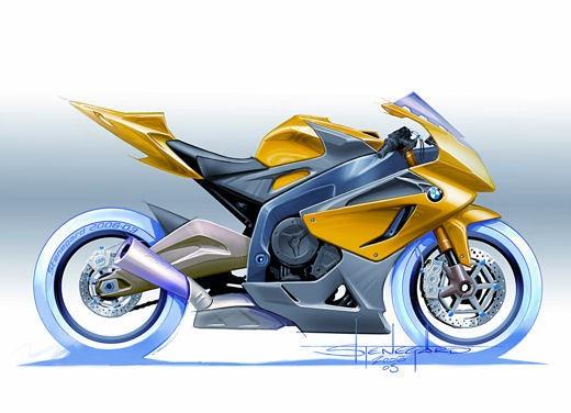 BMW Superbike - Foto 2 di 3