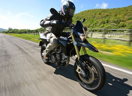 Aprilia SMV 750 Dorsoduro – Long Test Ride