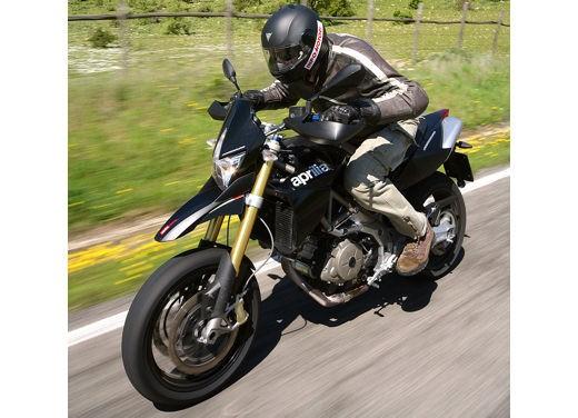Aprilia SMV 750 Dorsoduro – Long Test Ride - Foto 12 di 25