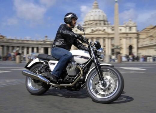 Moto Guzzi V7 Classic – Test Ride - Foto 4 di 4