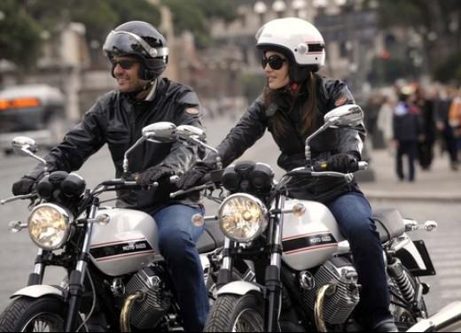 Moto Guzzi V7 Classic – Test Ride - Foto 3 di 4