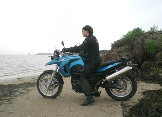 BMW F650GS 2008 – Long Test Ride - Foto 1 di 17
