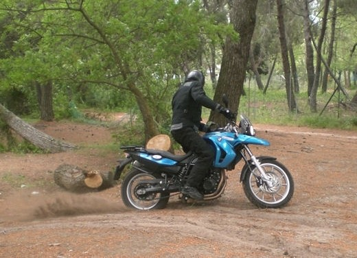 BMW F650GS 2008 – Long Test Ride - Foto 12 di 17
