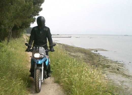 BMW F650GS 2008 – Long Test Ride - Foto 14 di 17