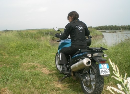 BMW F650GS 2008 – Long Test Ride - Foto 15 di 17