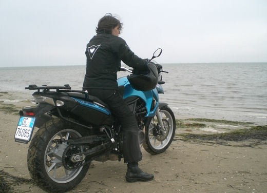 BMW F650GS 2008 – Long Test Ride - Foto 16 di 17