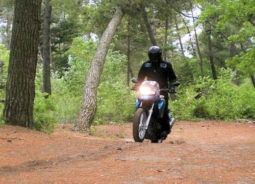 BMW F650GS 2008 – Long Test Ride - Foto 9 di 17